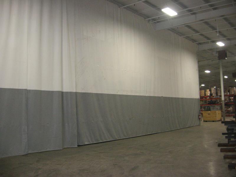 Industrial Flame Resistant Curtains - Oak Creek, Wisconsin - Deal ...